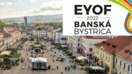 Odpočítavanie roka do EYOF v Banskej Bystrici, predstavenie maskota a tri zaujímavé koncerty