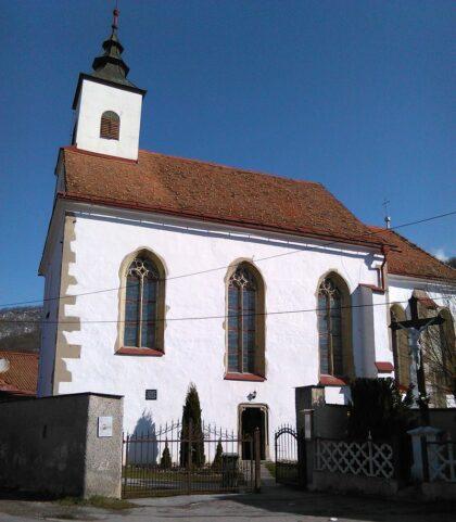 Kostol sv. Jakuba v Jakube