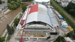 Obidve haly banskobystrického zimného štadióna dostávajú novú tvár