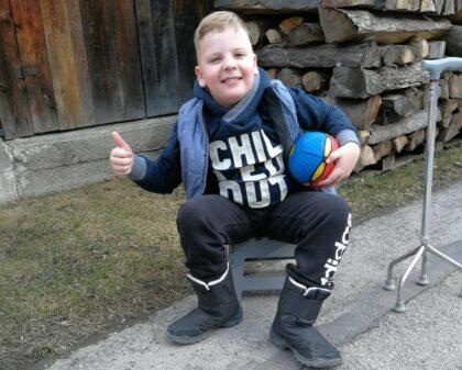 foto: malý Tobias