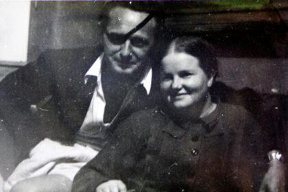Dr. Alžbeta Göllnerová Gwerková s manželom Edmundom Gwerkom