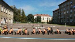 FOTO: Dopravná výchova na ZŠ Trieda SNP 20 v Banskej Bystrici