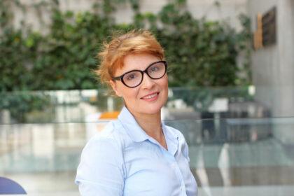 Docentka Irena Koutná