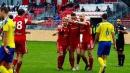 FOTO: Po hladkej výhre nad Trebišovom je Dukla na čele druhej ligy + HLASY