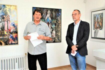 Zľava Miroslav Bartoš a Marián Krnáč