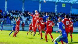 FOTO: Bystrickí futbalisti v Humennom remizovali po nešťastnom góle v závere + HLASY