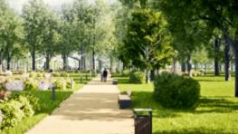 Revitalizácia mestského parku ostáva naďalej prioritou mesta, aj keď podľa nového projektu