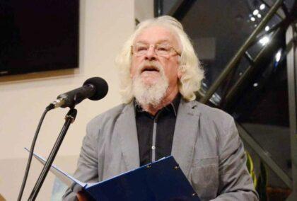 Básnik Miroslav Kapusta