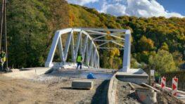 Finišuje výstavba nového mosta do Iliaša, prídu aj nevyhnutné výluky dopravy