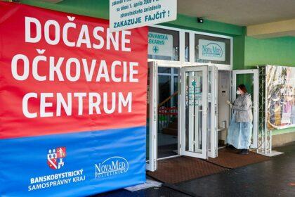 Vakcinačné centrum BBSK v Novamede