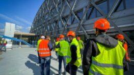 Ján Nosko: Stavebné práce na zimnom štadióne napredujú, v decembri spustíme domáce zápasy